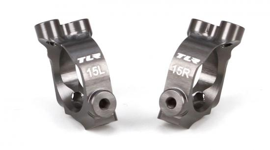 22-4 Aluminium 15 degree Castor Block Set