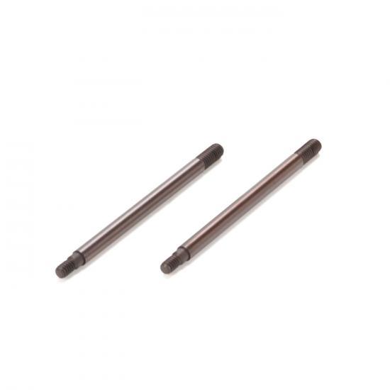 Rear Shock Shaft TiCN (2): SCTE