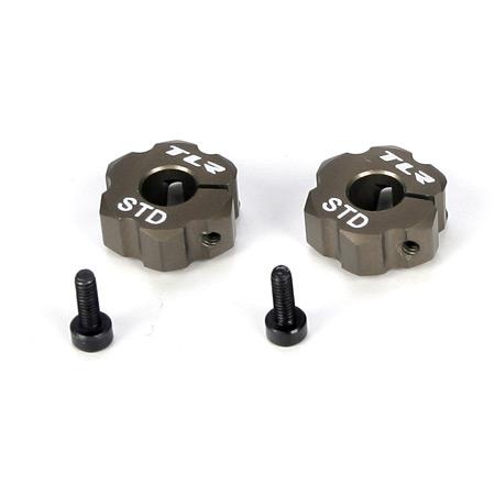 22 Standard Width Aluminium Rear Hex