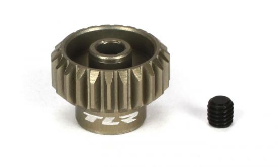 Aluminium Pinion Gear 23T 48DP