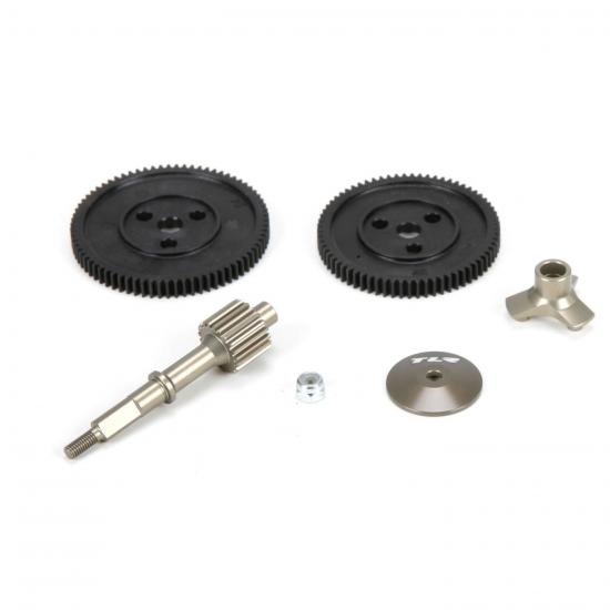 Direct Drive System - Set: All 22