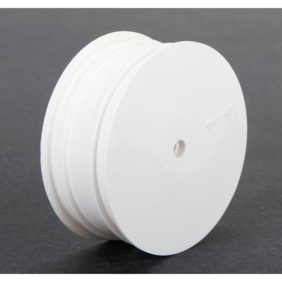 Front Wheel 12mm Hex White (2): 22 3.0