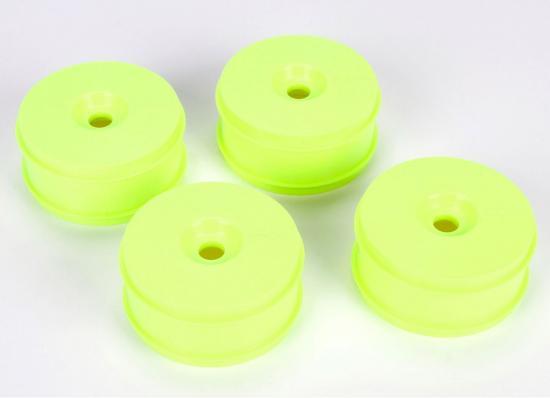8ight B 3.0 Yellow Dish Wheels (4)