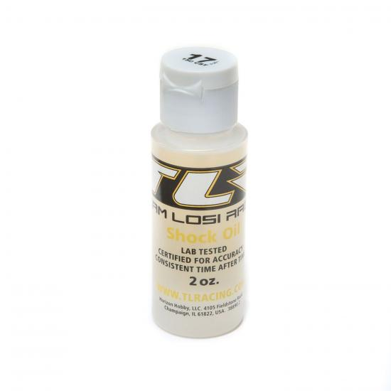 TLR Pro Silicone Shock Oil 17.5W - 2oz Bottle