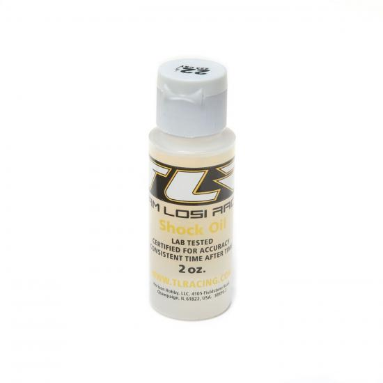 TLR Pro Silicone Shock Oil 22.5W - 2oz Bottle