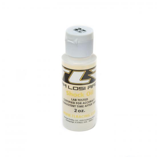 TLR Pro Silicone Shock Oil 27.5W - 2oz Bottle