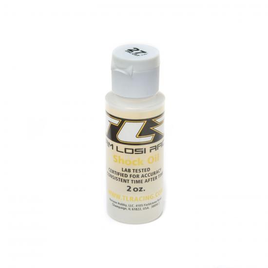 TLR Pro Silicone Shock Oil 27.5W - 2oz Bottle