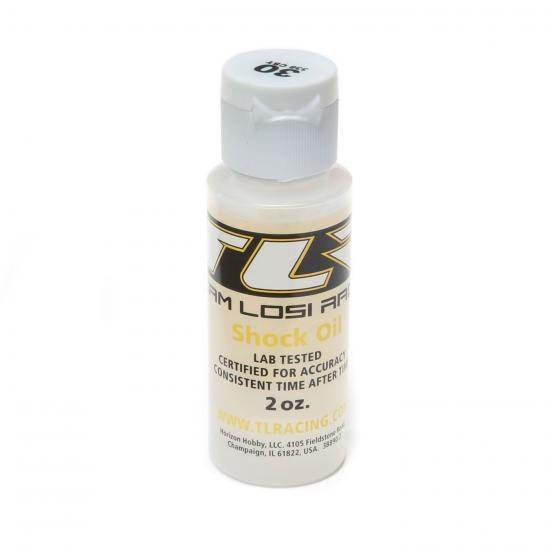 TLR Pro Silicone Shock Oil 30W - 2oz Bottle