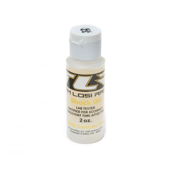 TLR Pro Silicone Shock Oil 32.5W - 2oz Bottle