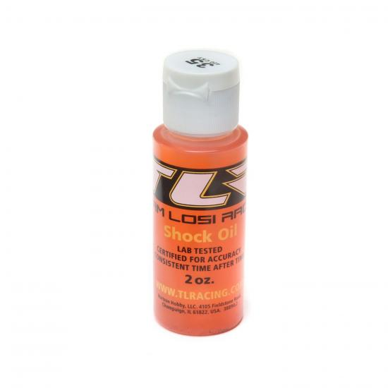 TLR Pro Silicone Shock Oil 35W - 2oz Bottle