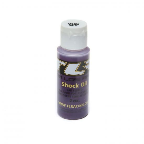 TLR Pro Silicone Shock Oil 40W - 2oz Bottle