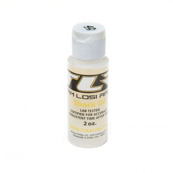 TLR Pro Silicone Shock Oil 42.5W - 2oz Bottle