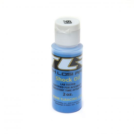 TLR Pro Silicone Shock Oil 60W - 2oz Bottle