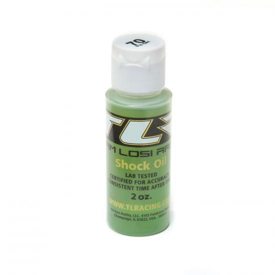 TLR Pro Silicone Shock Oil 70W - 2oz Bottle