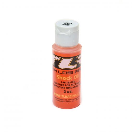 TLR Pro Silicone Shock Oil 90W - 2oz Bottle