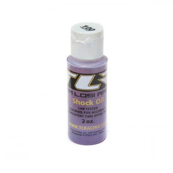 TLR Pro Silicone Shock Oil 100W - 2oz Bottle