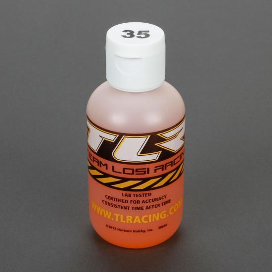 TLR Pro Silicone Shock Oil 35W - Large 4oz Bottle