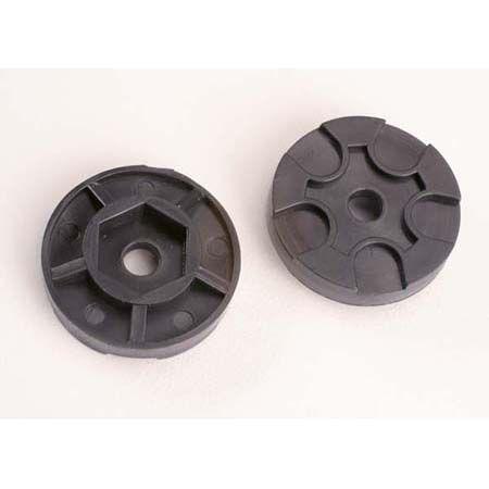 Traxxas Hub adaptors plastic (2)