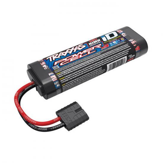 Traxxas Battery Series 4 Power Cell 4200mAh (NiMH 6-C flat 7.2V)