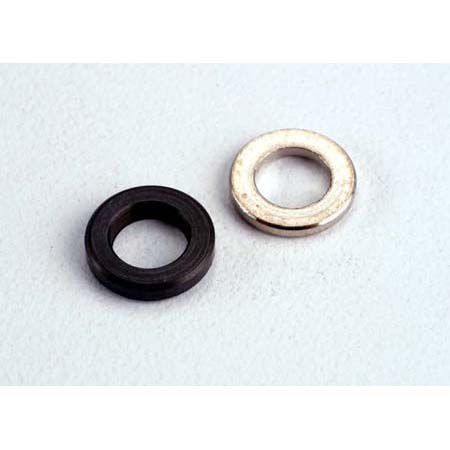 Traxxas Bearing spacers clutch bell (for models equipped with the Image .12 engine only