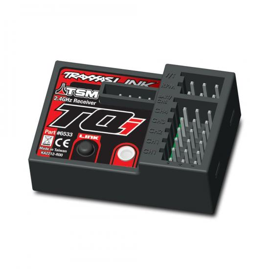 Traxxas 6533 5 Channel Micro TQi Receiver With TSM/Telemetry