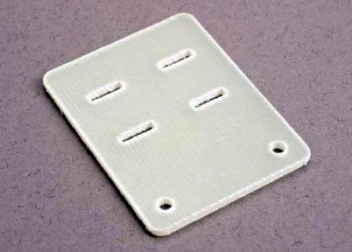 Traxxas Resistor plate fiberglass