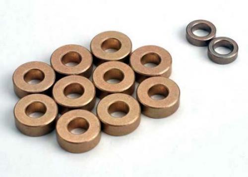 Traxxas Bushing set self-lubricating: 5x11x4mm (10) 5x8x2.5mm (2)