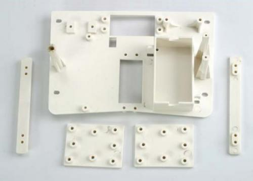 Traxxas Motor mount support bracket/radio tray support bracket/ radio tray (High-temperature resistant)