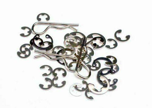 Traxxas E-clips/ C-rings