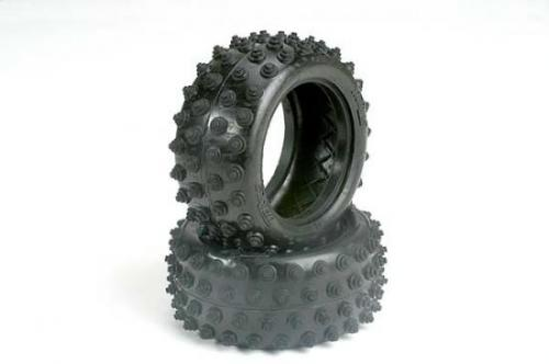 Traxxas Tires 2.15 spiked (rear) (2)