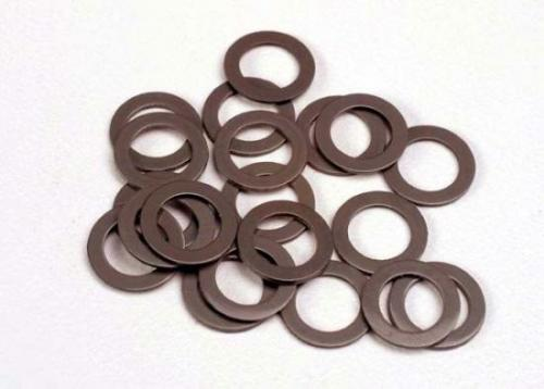 Traxxas PTFE-coated washers 5x8x0.5mm (20) (use with ball bearings)