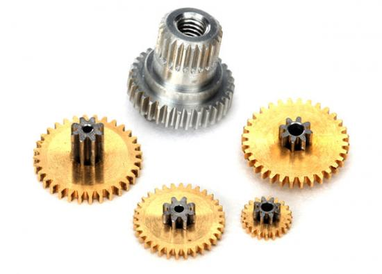 Traxxas Gear set metal (for 2065X waterproof sub-micro servo)