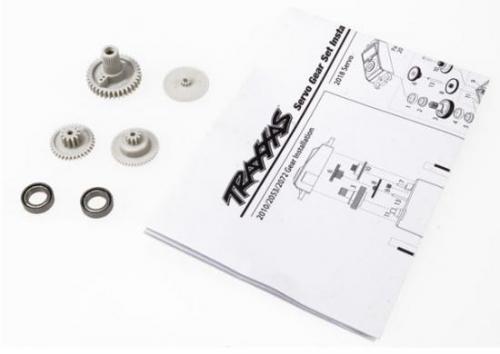 Traxxas Gear set (for 2070 2075 servos)