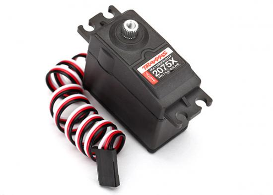 Traxxas 2075X Waterproof Digital High Torque Metal Gear Servo