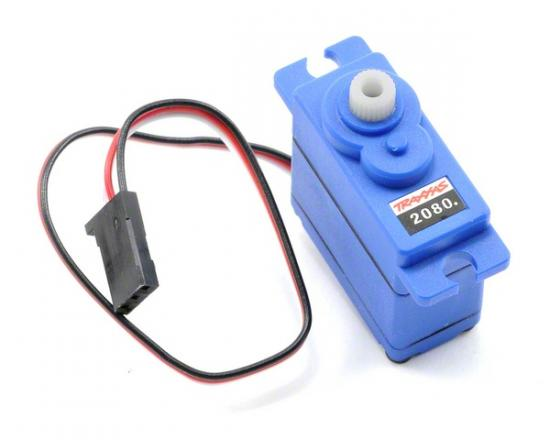Traxxas Mini Waterproof Servo (Suits Steering On Traxxas 1/16th Cars)