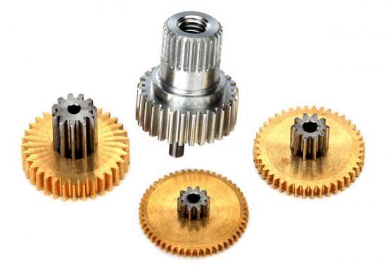 Traxxas Gear set metal (for 2080X micro waterproof servo)