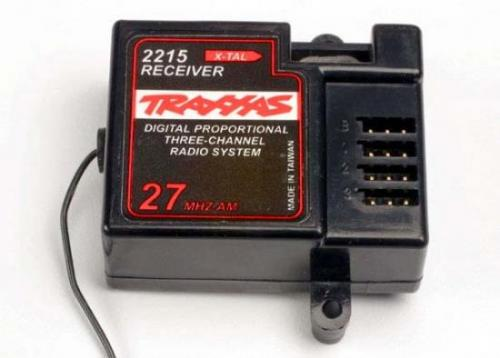 Traxxas 3 Channel 27Mhz Receiver