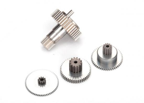 Traxxas Gear set metal (for 2250 2255 servos)