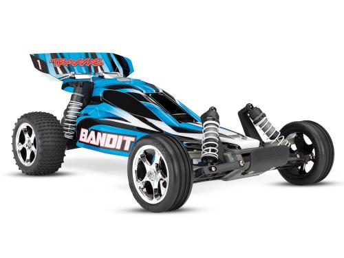 Traxxas Bandit XL-5 (With Battery + Charger)