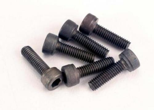 Screws - 3x10mm cap-head machine (6) (no washer)