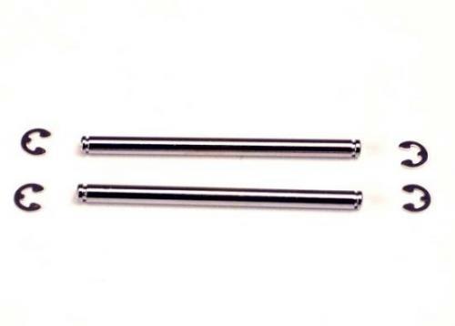 Traxxas Suspension pins 48mm (2) w/ E-clips