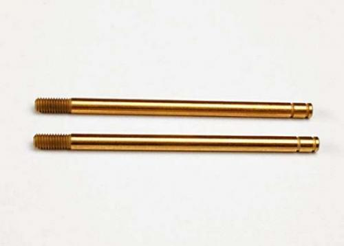 Traxxas Hardened Steel Titanium Nitride-coated Shock Shafts (xx-long)