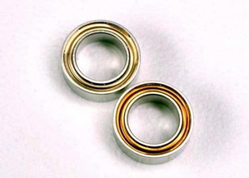 Ball Bearings - Steel Shielded (5x8x2.5mm) (2)