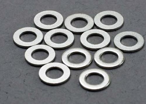 Traxxas Washers 3x6mm metal (12)
