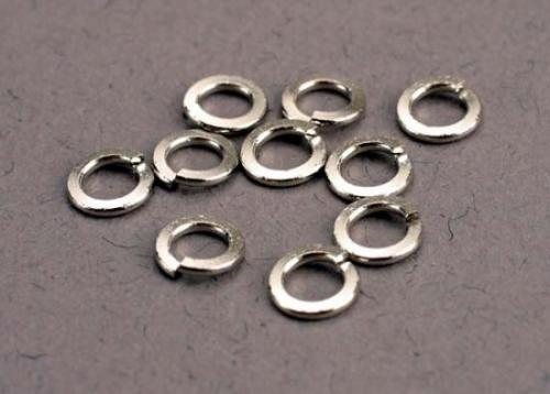 Traxxas Washers 3x5 split metal lockwashers (10)