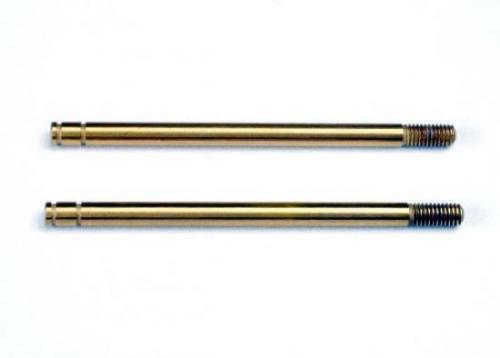 Traxxas Hardened Steel Titanium Nitride-coated Shock Shafts (x-long)