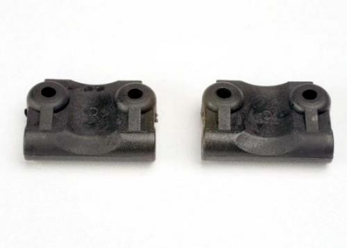 Traxxas Mounts suspension arm (rear) (0-degree) (l r)