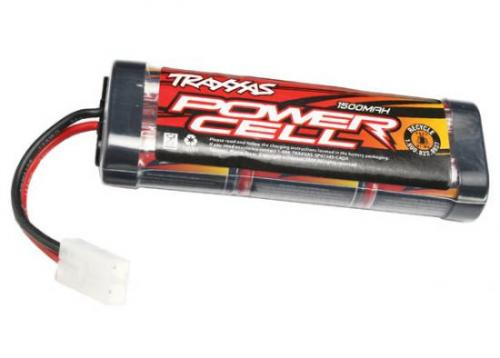 Battery, Series 1 Power Cell 1800mAh (NiMH, 6-C flat, 7.2V,