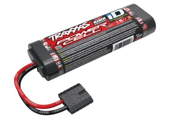 Traxxas Battery Series 3 Power Cell 3300mAh (NiMH 6-C flat 7.2V)