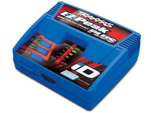 Traxxas EZ Peak Plus 4 Amp NiMh/LiPo ID Fast Charger
